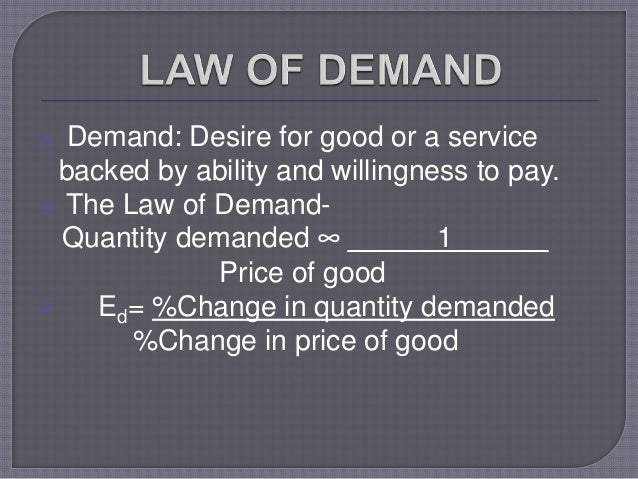 promotional elasticity of demand case study