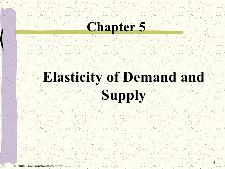elasticity of supply and demand essay Free essay: definition price elasticity of demand is defined as the measure of  responsivenesses in the quantity  supply, demand and price elasticity essay.