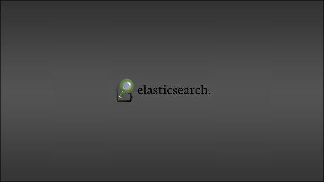 Montreal Elasticsearch Meetup