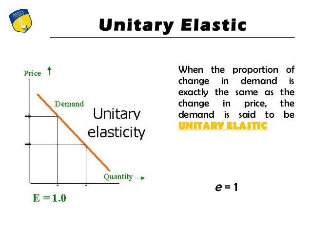 elasticity of demand essay