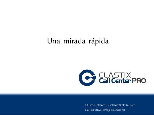 Elastix Call Center Pro