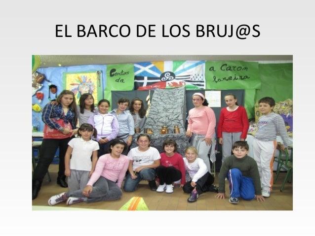 EL BARCO DE LOS BRUJ@S