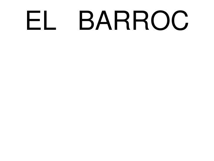 Art Barroc: obres i artistes