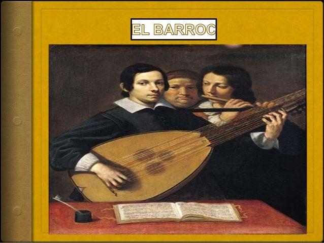  El barroc musical es desenvolupa des del segle XVII, amb  laparició de la primera òpera, fins a la mort de Johann  Sebas...