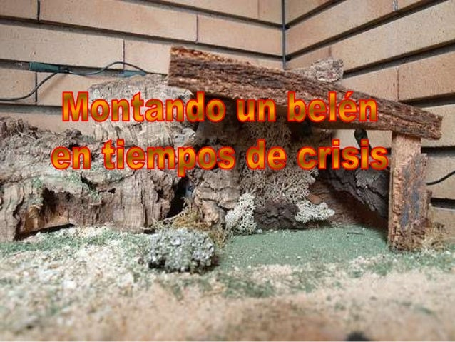 El Belén de la crisis