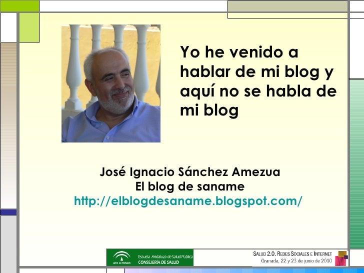 Salud 2.0, redes sociales e internet