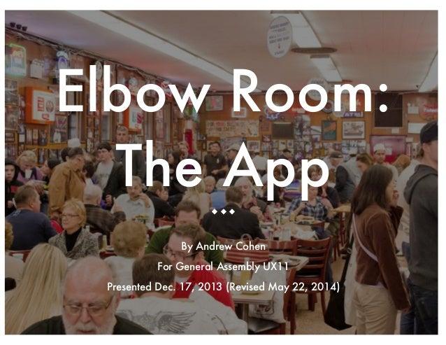 Elbow roompresentation6