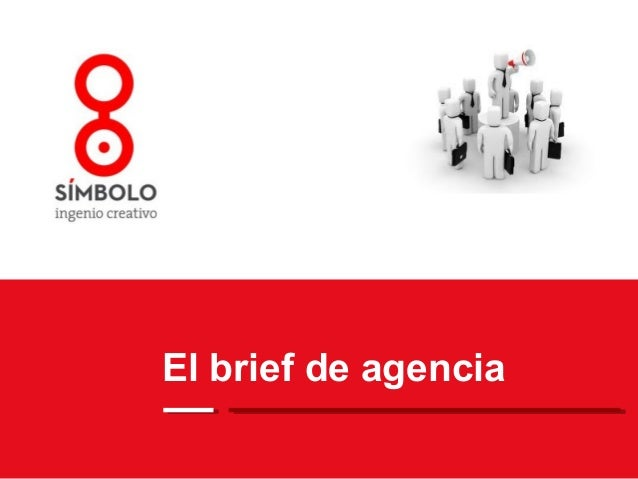 El brief de agencia