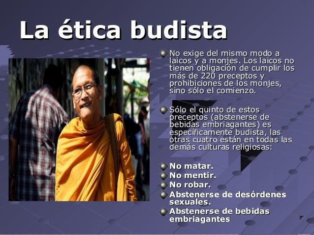 El budismo - Mandamientos del budismo ...