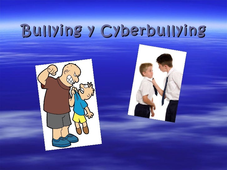 El bullying y cyberbullying 2
