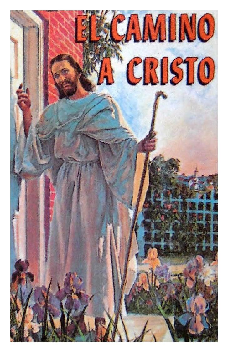 Libro camino a cristo