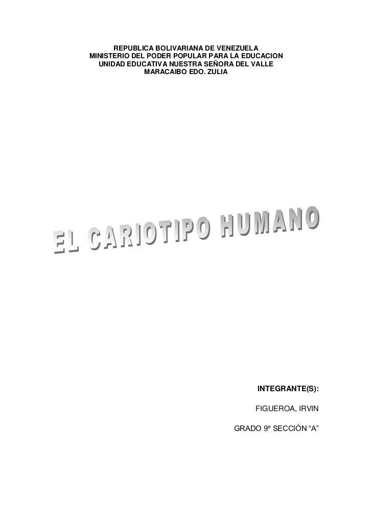 REPUBLICA BOLIVARIANA DE VENEZUELA<br />MINISTERIO DEL PODER POPULAR PARA LA EDUCACION<br />UNIDAD EDUCATIVA NUESTRA SEÑOR...