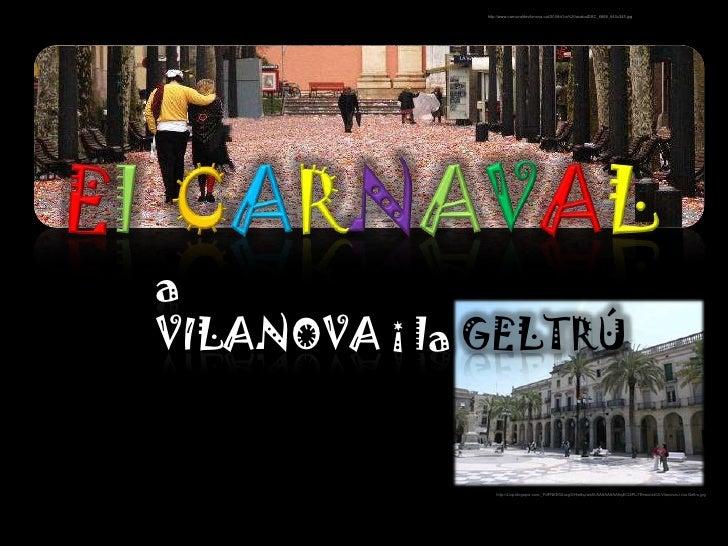 El Carnaval De Vilanova I Geltrú