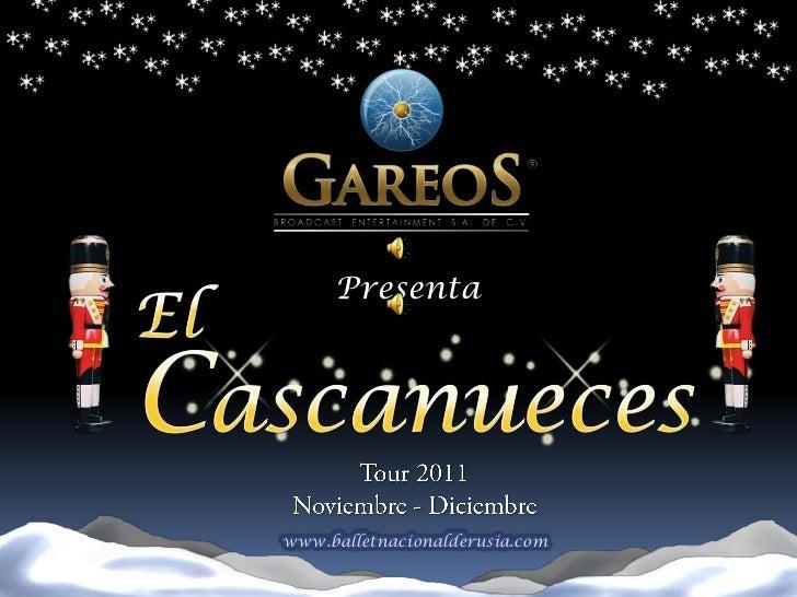 El cascanueces presentacion 2011