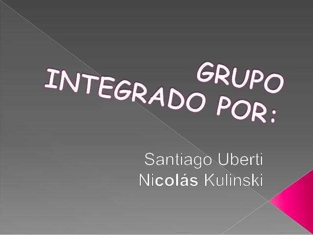 TP. Tecnología: El caucho by Santi uberti - Nico kulinski (1° 1°)