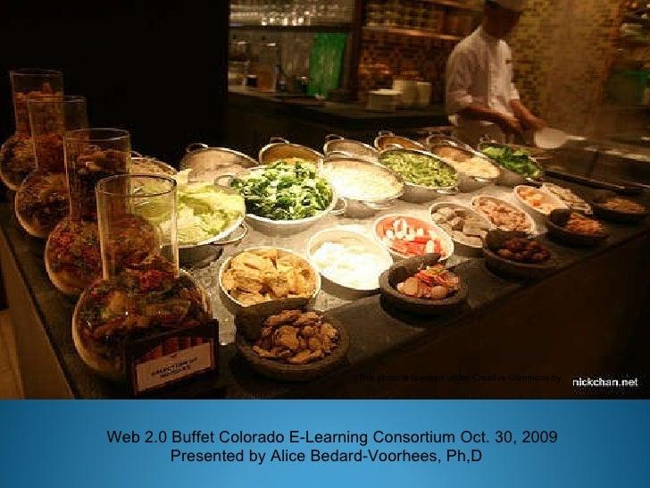 Web2.0 Buffet