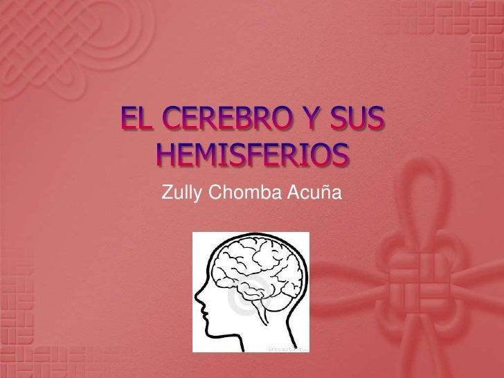Zully Chomba Acuña