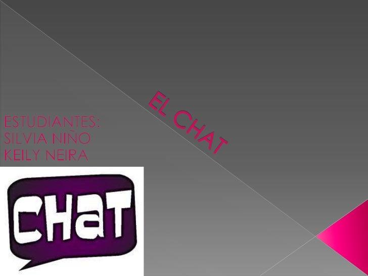    Comunicación escrita realizada    de manera instantánea mediante    el uso de un software y a través    de Internet en...