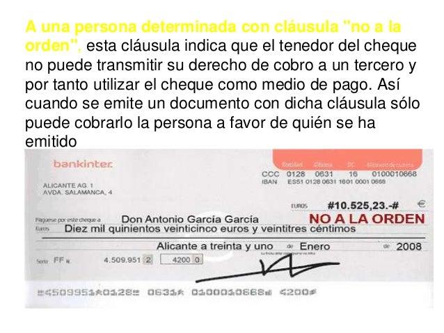 El cheque blog for Clausula suelo quien puede reclamar