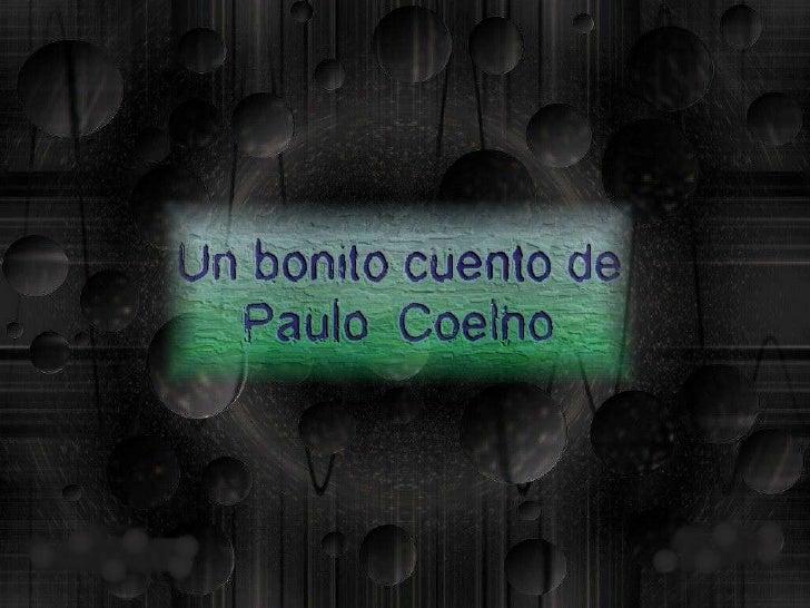 El cielo de Paulo Cohelo