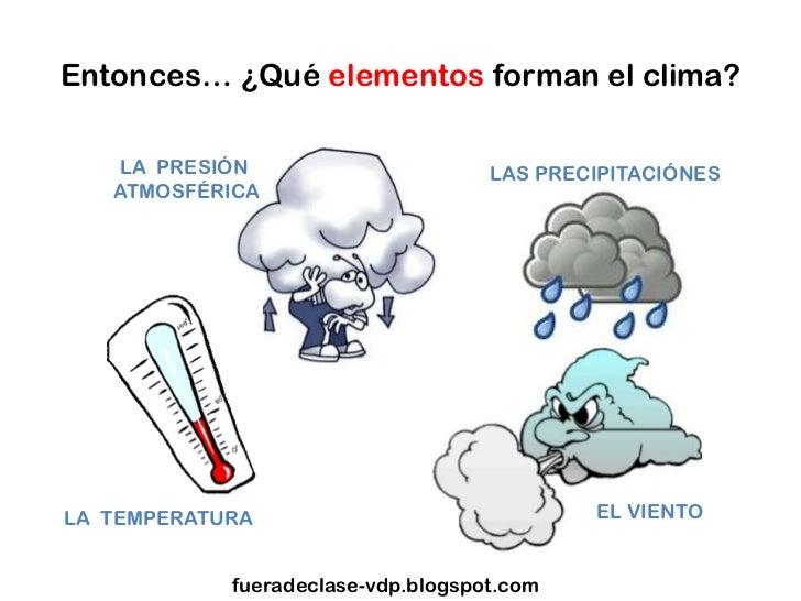 El clima condiciona la vida for Que elementos conforman el suelo