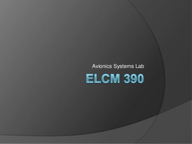 Avionics Systems Lab