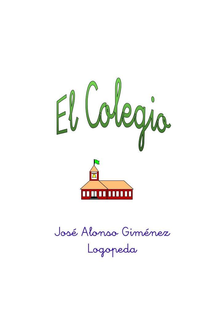 José Alonso Giménez      Logopeda