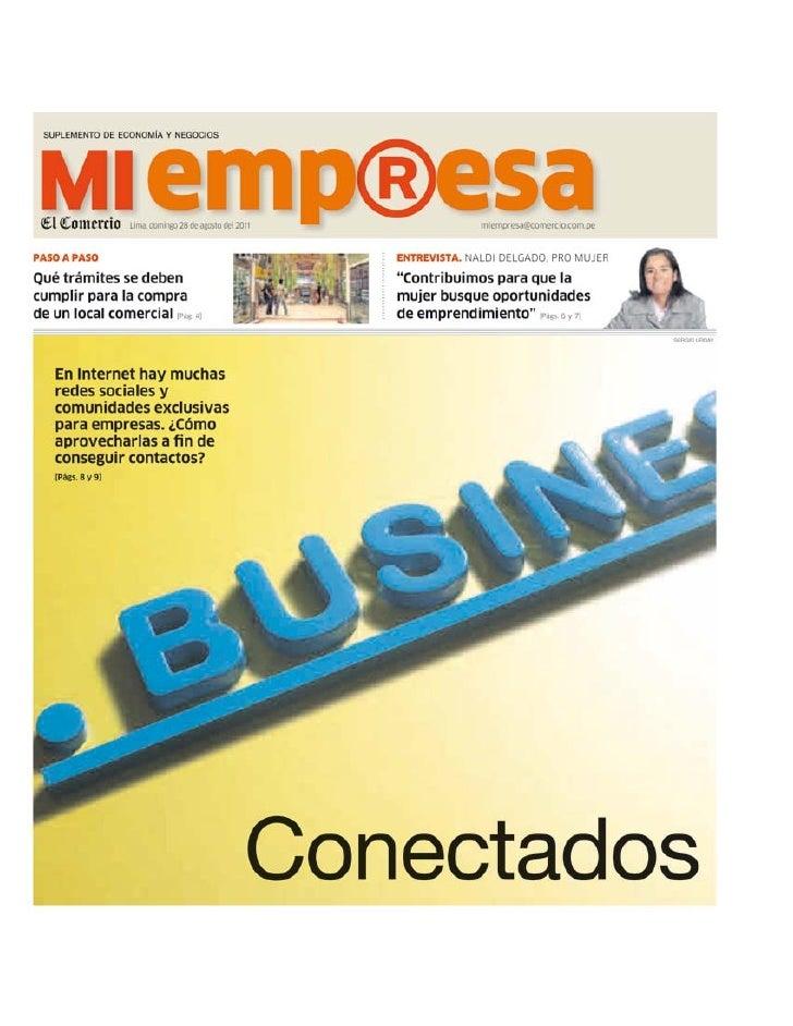 Business y Redes Sociales