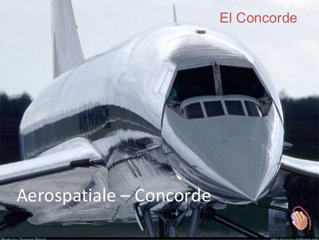El Concorde  '  Aerospatiale – Concorde