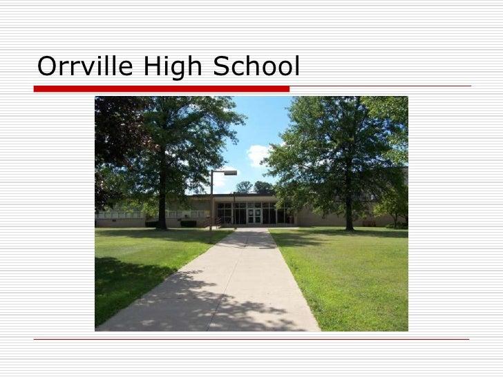 Orrville High School<br />