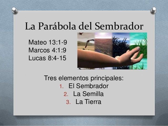 Resultado de imagen para Lucas 8,4-15