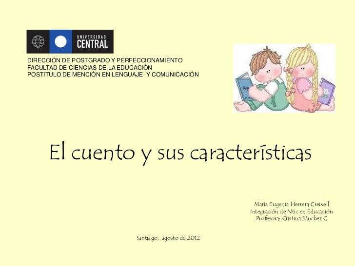 DIRECCIÓN DE POSTGRADO Y PERFECCIONAMIENTOFACULTAD DE CIENCIAS DE LA EDUCACIÓNPOSTITULO DE MENCIÓN EN LENGUAJE Y COMUNICAC...