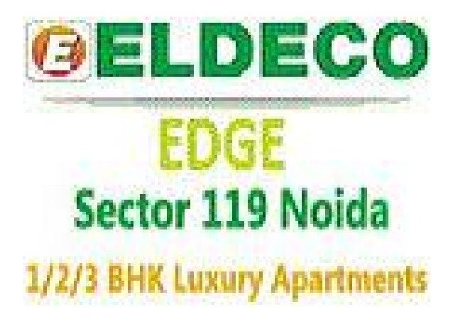 To Eldeco Infrastructure and Properties Limited 201-212, 2nd Floor, Splendor Forum, Jasola District Center, New Delhi-1100...