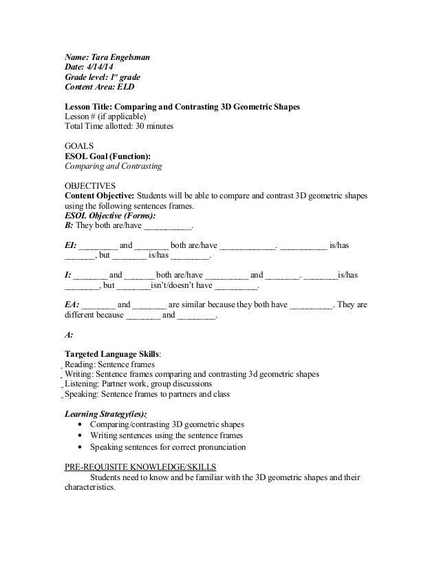 Dissertation Draft Plan