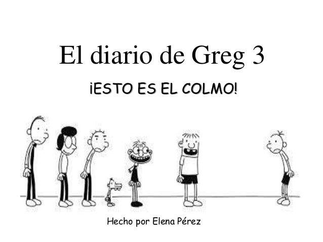 Elena de greg