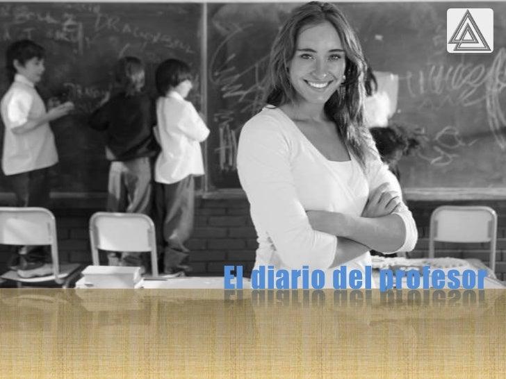 El diario del profesor<br />