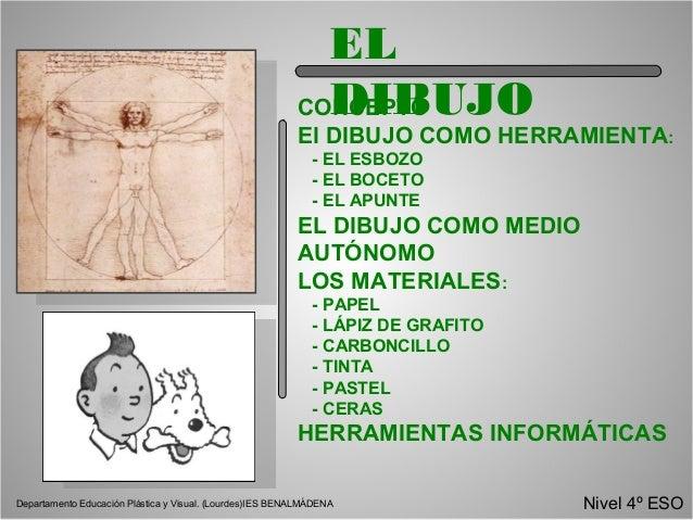 EL                                                            DIBUJO                                                      ...
