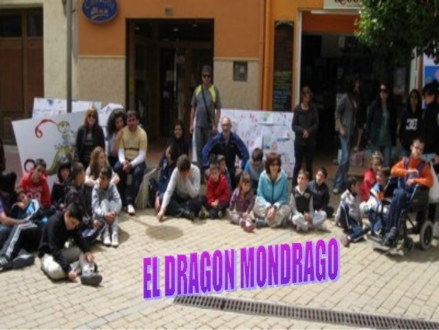 El dragon mondrago