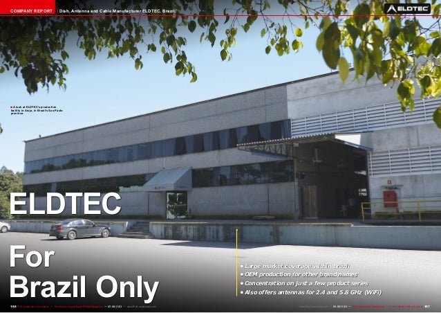 ■ELDTEC166 167TELE-audiovision International — The World's Largest Digital TV Trade Magazine — 05-06/2013 — www.TELE-audio...