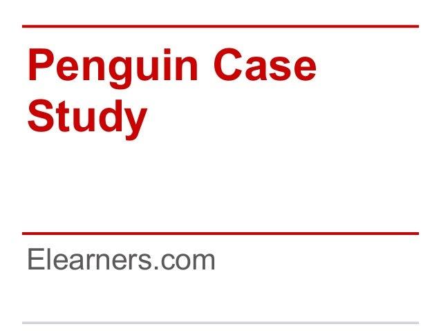 Penguin CaseStudyElearners.com