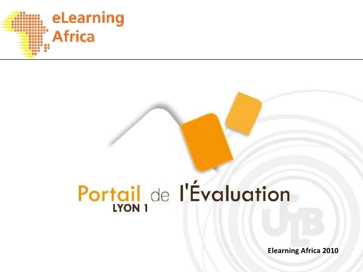 Elearning Africa 2010