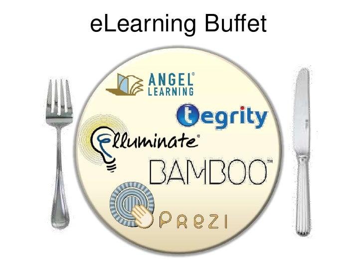 eLearning Buffet<br />