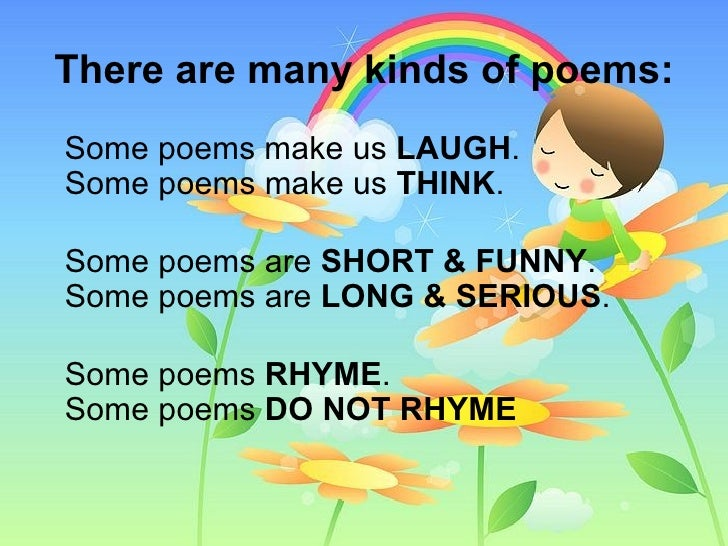 funny poems that make you laugh