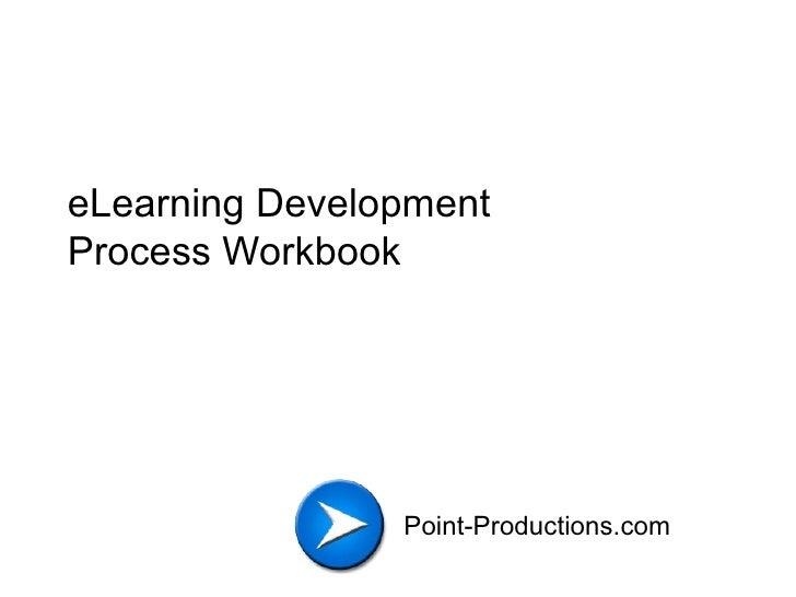 eLearning Development Process Workbook