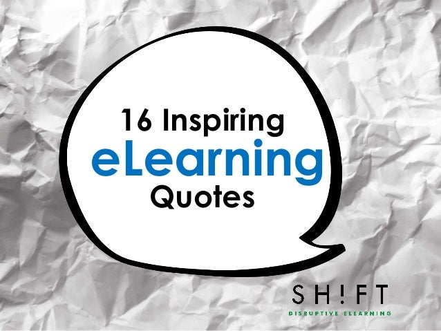 blog learning quotes inspire slide share