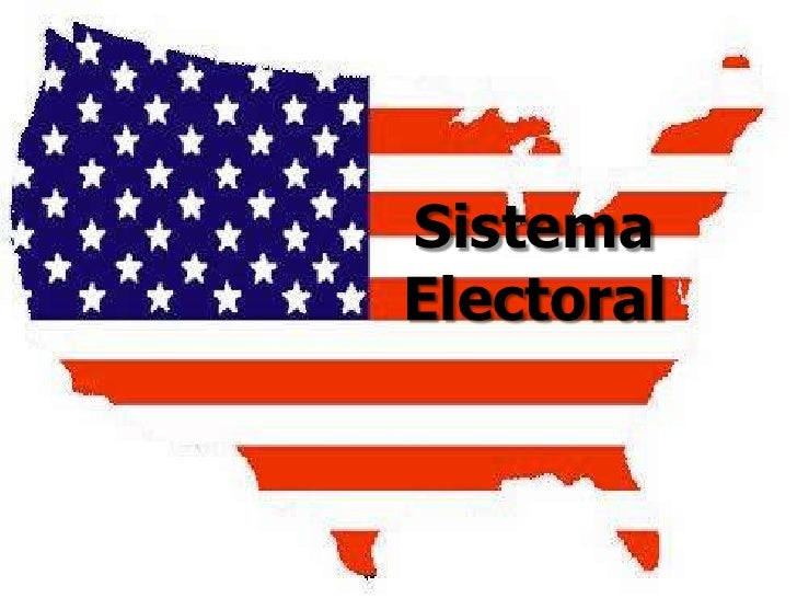 Sistema Electoral<br />