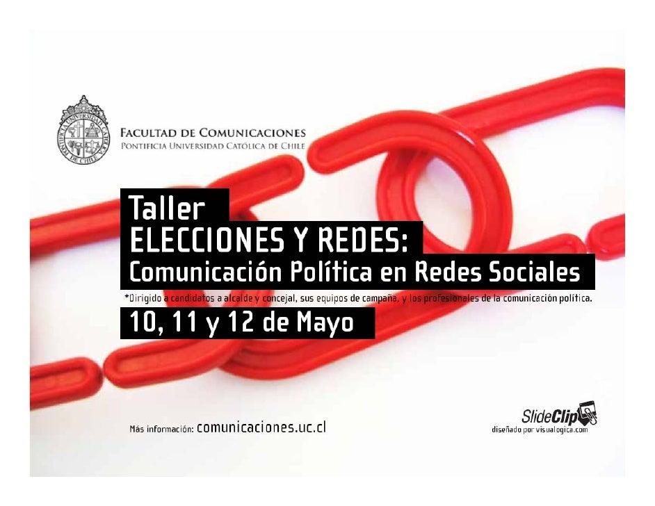 El votante empoderado: Los efectos de las redes sociales en la ciudadanía