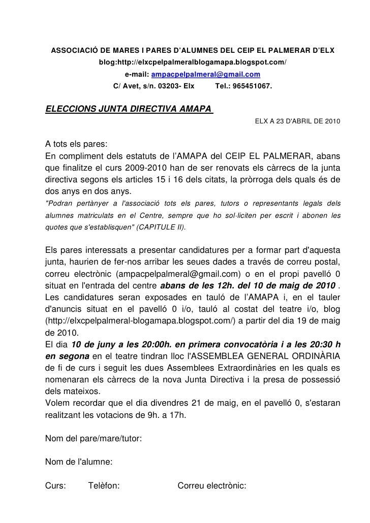 Eleccions amapa 2010
