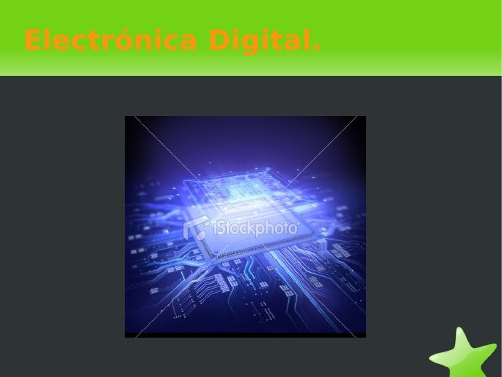 Electronica Digital 4ºeso