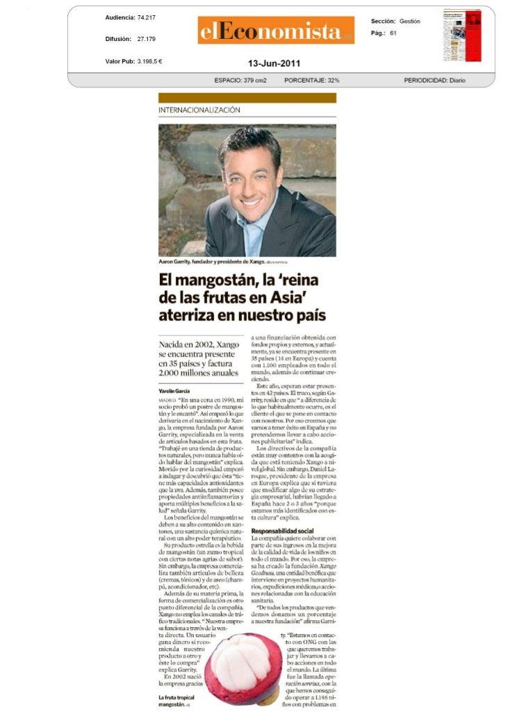 El economista (13 06-2011)